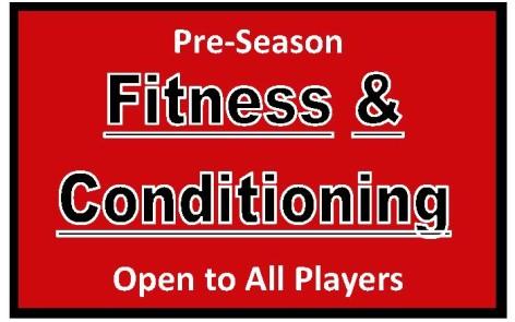 Pre-Season Fitness&Cond