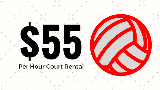 court rental
