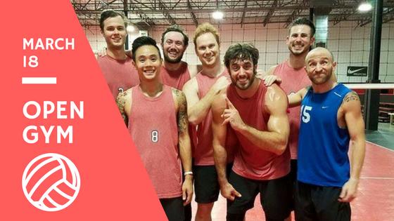 blocksport volleyball open gym
