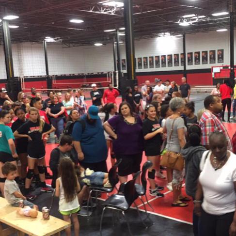 blocksport volleyball club parent info meeting